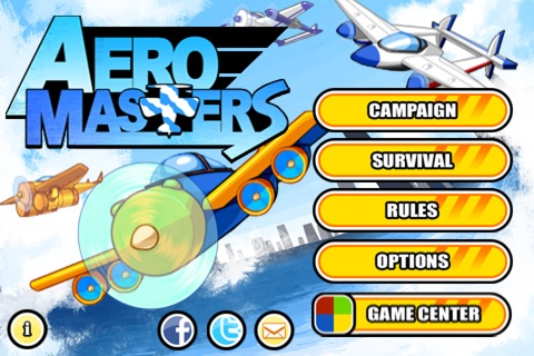 Aero Masters:Cadet screenshot 1