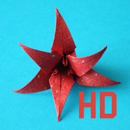 Fleurs Origami HD