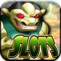 Monster Slots PRO - The ULTIMATE Casino & Roulette Simulator Experience - Mega Jackpot Edition icon