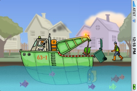 Garbage Boat screenshot 4