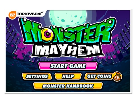 Screenshot #5 for Monster Mayhem - Zombie Shooting And Tower Defence
