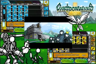 Screenshot #1 for Cartoon Wars 2: Heroes