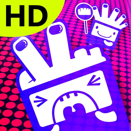 Mora!Mora! HD iOS App