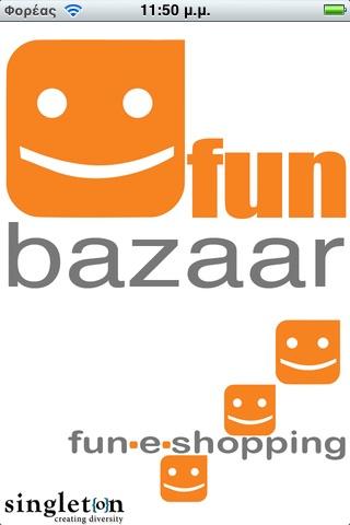 FunBazaar screenshot 1