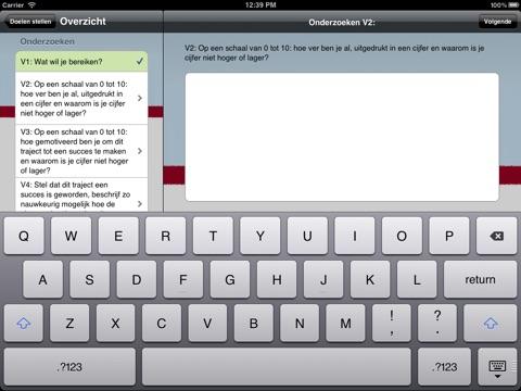iPad schermafdruk 3