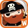 The Pirate's Treasure - a memo game for kids