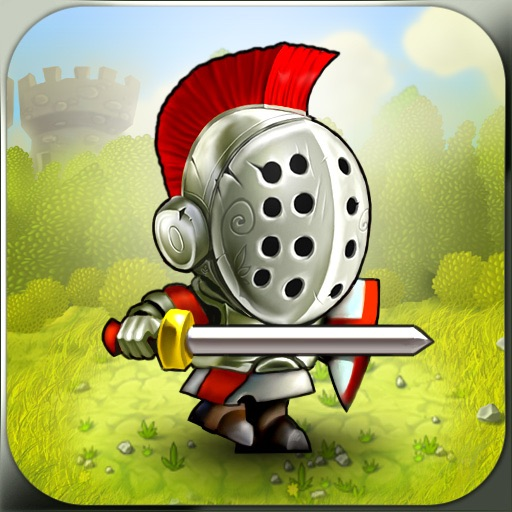 A Quest Of Knights Onrush iOS App