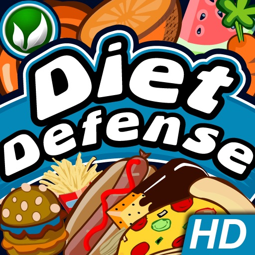 食物防御 Diet Defense HD【向垃圾食品say 88】