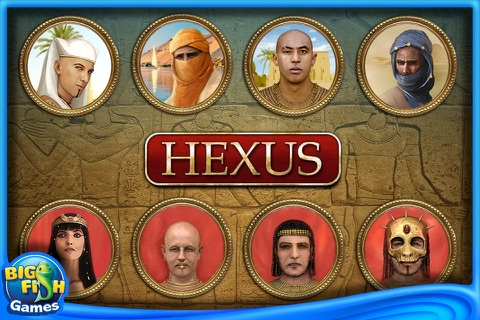 Hexus! screenshot 1