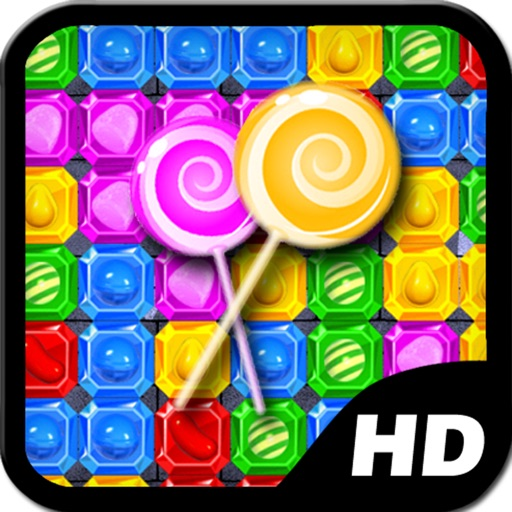 PopCandy HD-3:Candy elimination game adventure iOS App