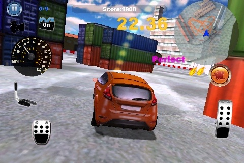 Gymkhana Hero Free screenshot 2