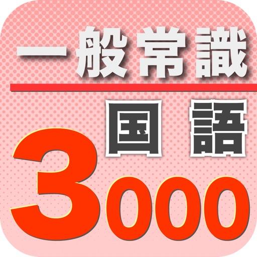 一般常識3000国語