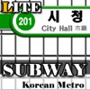 Subway in Korea Lite