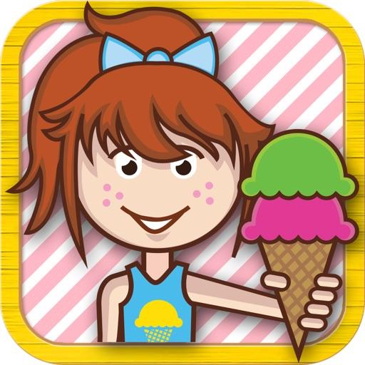 Ice Cream Girl! iOS App