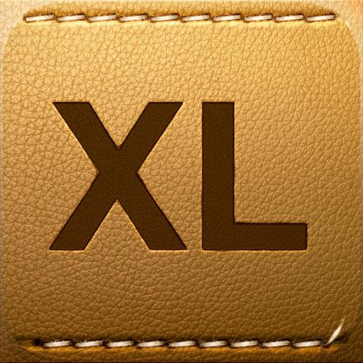 尺码换算高清版:Sizer XL