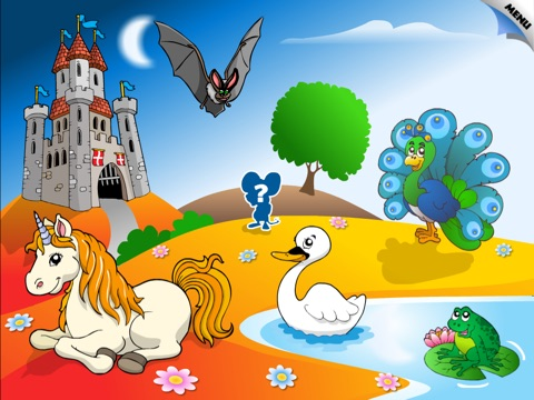 Abby Shape Puzzle – Magic Castle screenshot 4