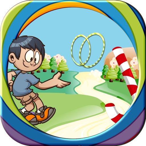 Candy Ring Toss Adventure Blast - Top Throwing Action Mania Pro iOS App