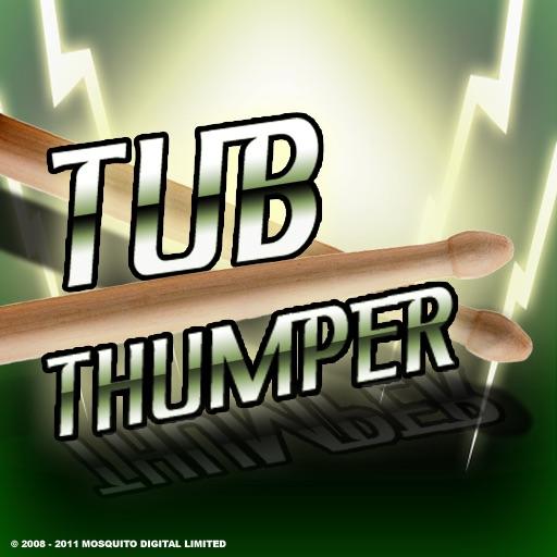 Tub Thumper Drum Kit Free iOS App