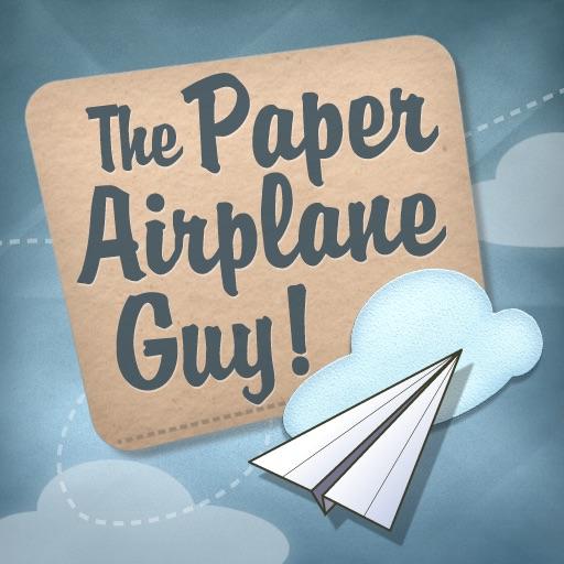The Paper Airplane Guy's Starter Kit iOS App