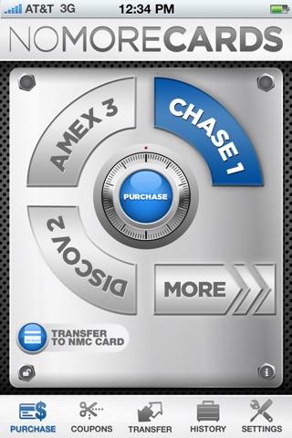 No More Cards™ screenshot 2