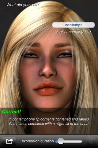 Micro-Expression Trainer screenshot 2