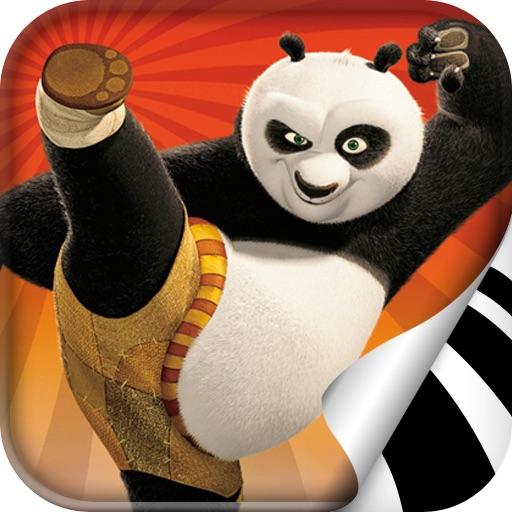 功夫熊猫2 互动有声书:Kung Fu Panda 2 Storybook