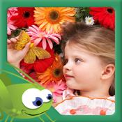 Kids Reading - I Like Spring icon