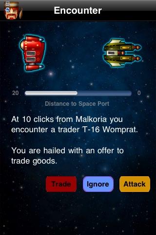 Dark Nova screenshot 1