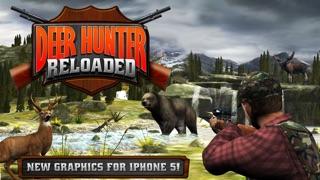 Screenshots of Deer Hunter Reloaded for iPhone