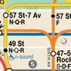 New York Subway Map Calculator & Alerts