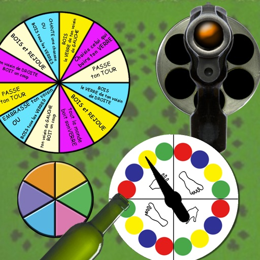 Multi Roulette iOS App