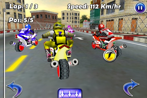 Super Bike Challenge screenshot 4