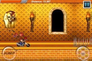 Top Gun Rider ( гоночного автомобиля и стрельба игры )Скриншоты 5