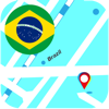 Brasil Offline Mapa