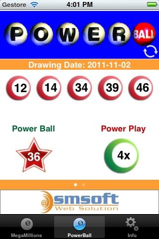 USA Lottery screenshot 3