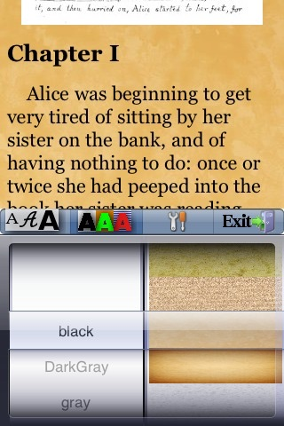 Alice's Adventures Under Ground (illustrated) screenshot 3