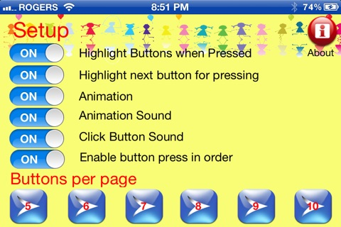 Speech Pacer Plus screenshot 1