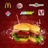 Zoek FastFood Nederland - Snel McDonalds, BurgerKing, KFC, Dominos, Subway en New York Pizza vinden!