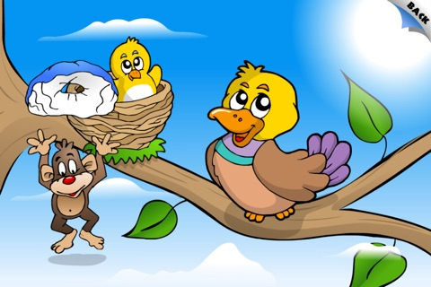 Abby - Animal Preschool Shape Puzzles - First Word (Farm Animals, ZOO...) screenshot 3