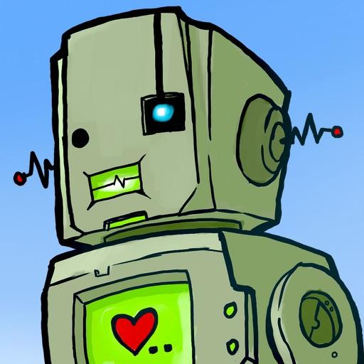 爱上机器人:Girls Like Robots