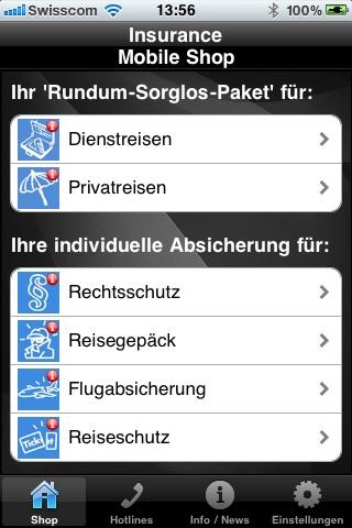 Insurance Mobile Shop screenshot 3