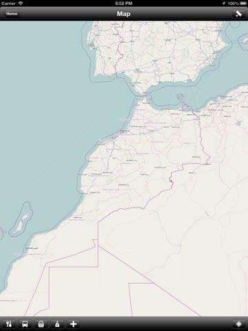 Desconectado Marruecos Mapa  World Offline Maps en App Store