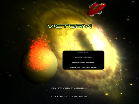 Ace of Space HD screenshot 3