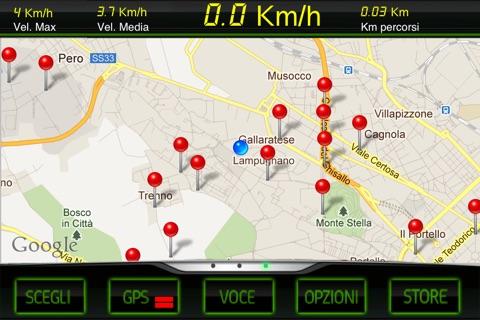 Autovelox d'Italia 2012 screenshot 1
