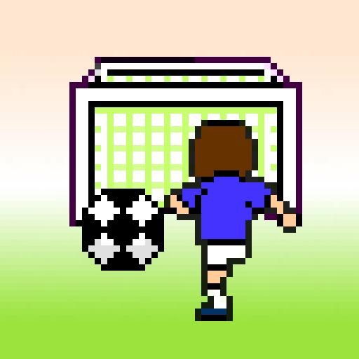 Gachinko Football: Free Kick iOS App