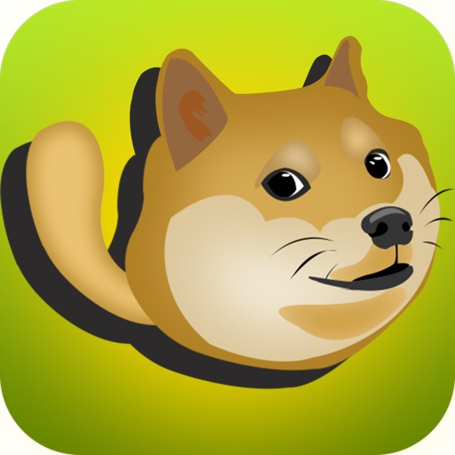 Waggy Doggy - wag and fly like a bird iOS App