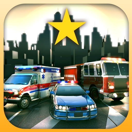 城市救援iPad完整版:Rescue City iPad Edition Full【模拟救援】