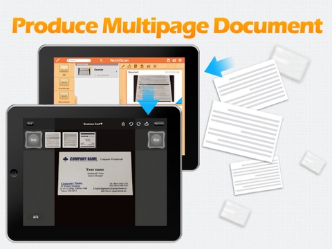 iphone app scan documents to pdf