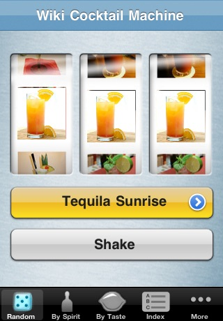 Wiki cocktail machine free drink recipe picker app for App cocktail