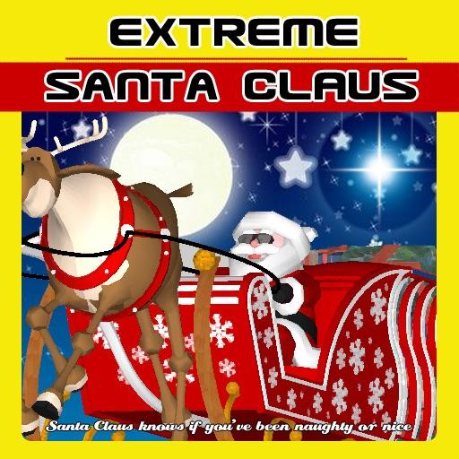 Extreme Santa Claus FREE iOS App